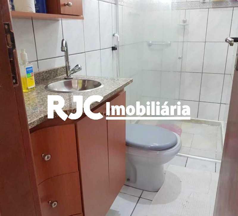 11 - Casa de Vila 3 quartos à venda Grajaú, Rio de Janeiro - R$ 655.000 - MBCV30171 - 14