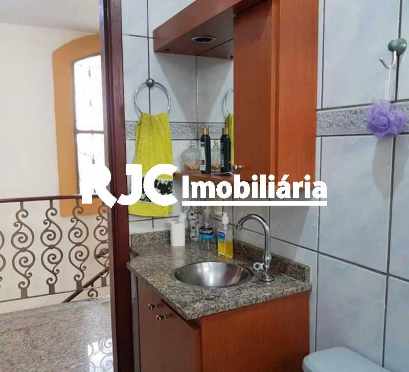 12 - Casa de Vila 3 quartos à venda Grajaú, Rio de Janeiro - R$ 655.000 - MBCV30171 - 15