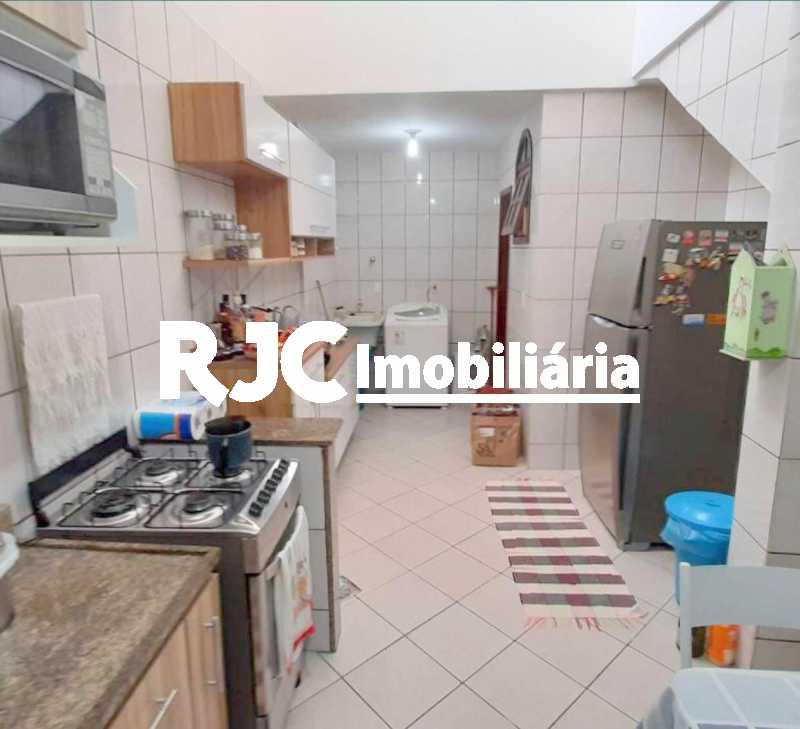 13 - Casa de Vila 3 quartos à venda Grajaú, Rio de Janeiro - R$ 655.000 - MBCV30171 - 16