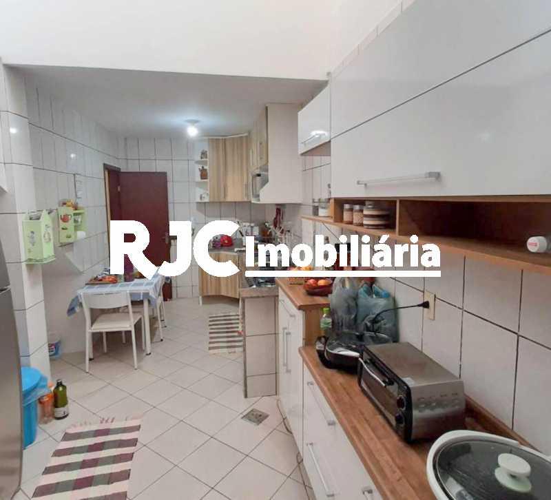 14 - Casa de Vila 3 quartos à venda Grajaú, Rio de Janeiro - R$ 655.000 - MBCV30171 - 17
