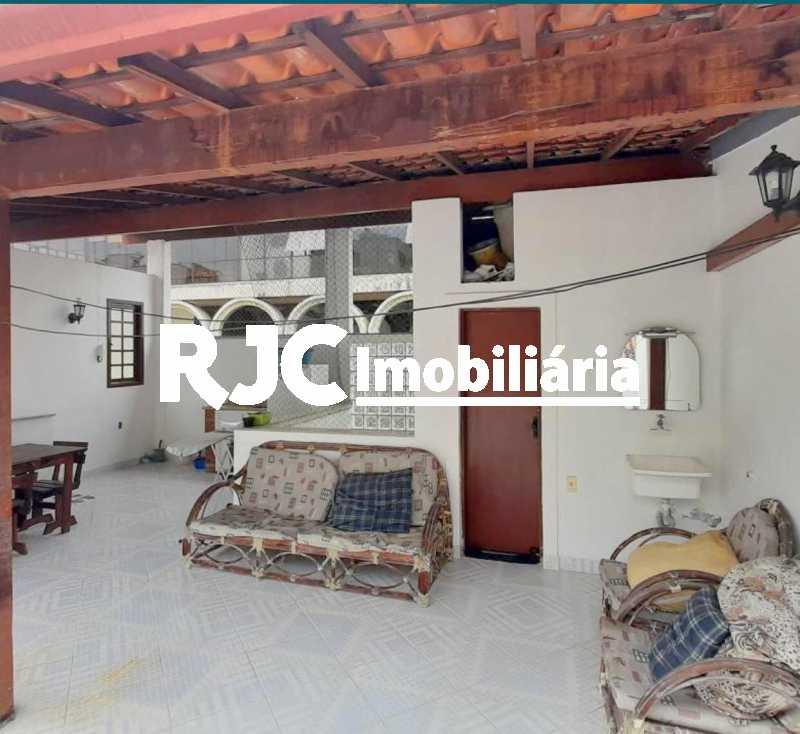 17 - Casa de Vila 3 quartos à venda Grajaú, Rio de Janeiro - R$ 655.000 - MBCV30171 - 20
