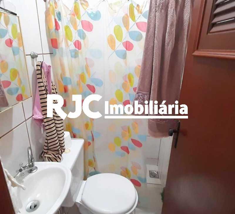 18 - Casa de Vila 3 quartos à venda Grajaú, Rio de Janeiro - R$ 655.000 - MBCV30171 - 21
