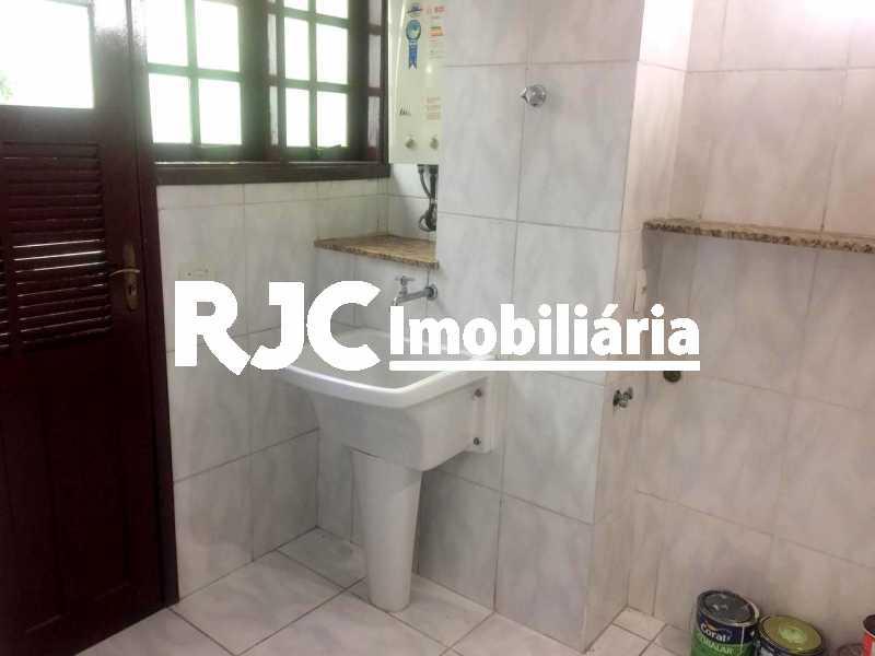 14 - Casa de Vila 2 quartos à venda Maracanã, Rio de Janeiro - R$ 500.000 - MBCV20112 - 15