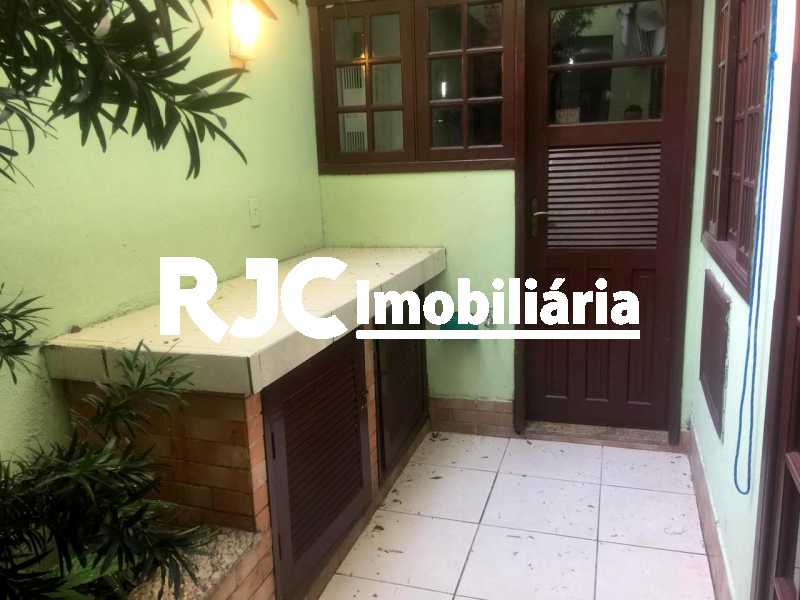 18 - Casa de Vila 2 quartos à venda Maracanã, Rio de Janeiro - R$ 500.000 - MBCV20112 - 19