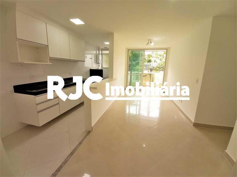 1 - Apartamento 2 quartos à venda Tijuca, Rio de Janeiro - R$ 530.000 - MBAP25561 - 1