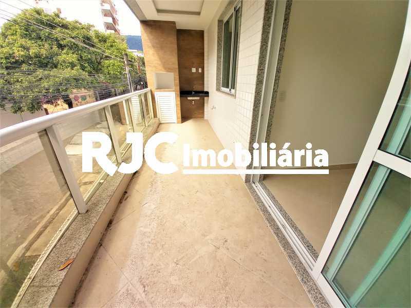 4 - Apartamento 2 quartos à venda Tijuca, Rio de Janeiro - R$ 530.000 - MBAP25561 - 5