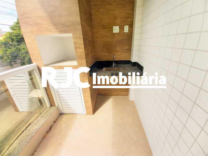 5 - Apartamento 2 quartos à venda Tijuca, Rio de Janeiro - R$ 530.000 - MBAP25561 - 6