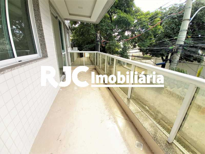 6 - Apartamento 2 quartos à venda Tijuca, Rio de Janeiro - R$ 530.000 - MBAP25561 - 7