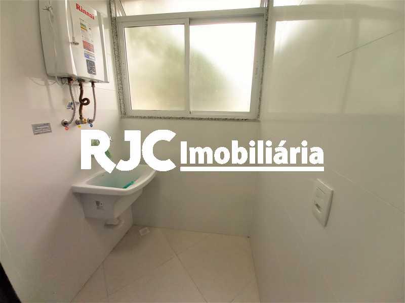 17 - Apartamento 2 quartos à venda Tijuca, Rio de Janeiro - R$ 530.000 - MBAP25561 - 18