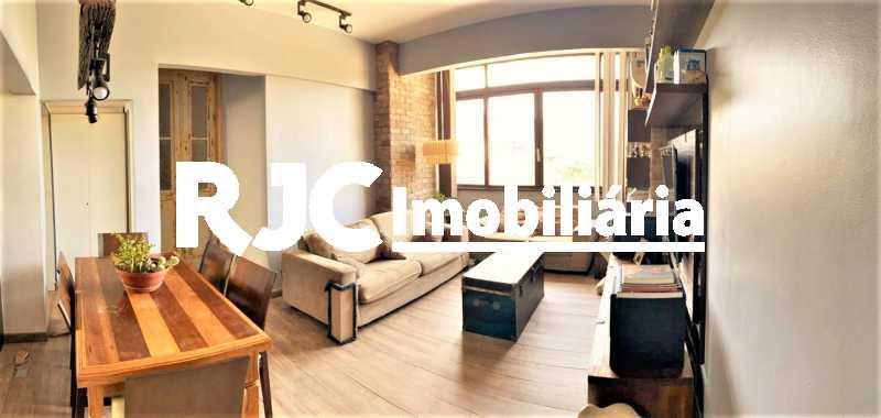 1 - Apartamento 3 quartos à venda Alto da Boa Vista, Rio de Janeiro - R$ 480.000 - MBAP33539 - 1