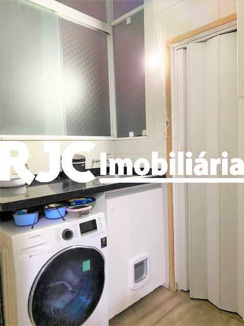 17 - Apartamento 3 quartos à venda Alto da Boa Vista, Rio de Janeiro - R$ 480.000 - MBAP33539 - 18