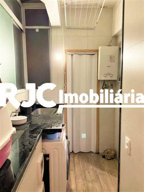 18 - Apartamento 3 quartos à venda Alto da Boa Vista, Rio de Janeiro - R$ 480.000 - MBAP33539 - 19