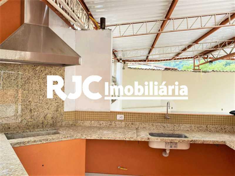 19 - Apartamento 3 quartos à venda Alto da Boa Vista, Rio de Janeiro - R$ 480.000 - MBAP33539 - 20