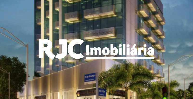 2 - Sala Comercial 46m² à venda Vila Isabel, Rio de Janeiro - R$ 450.000 - MBSL00287 - 3