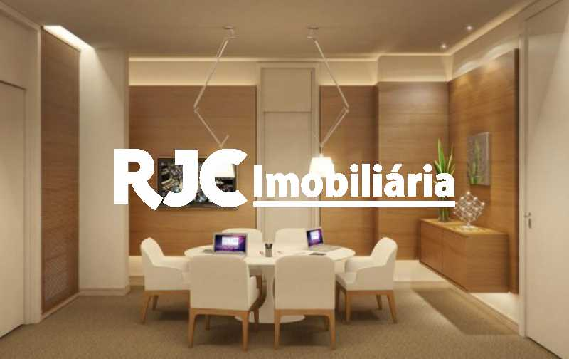18 - Sala Comercial 46m² à venda Vila Isabel, Rio de Janeiro - R$ 450.000 - MBSL00287 - 19