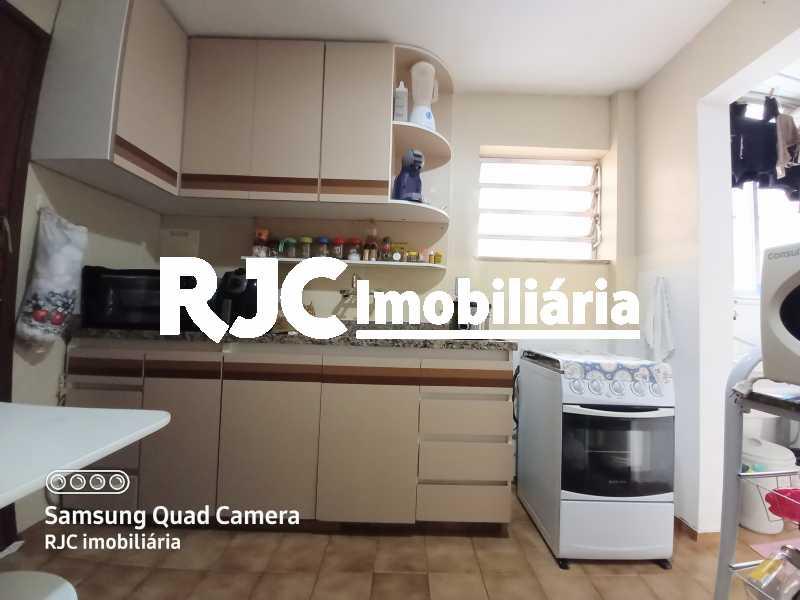 16 - Apartamento à venda Rua Barão do Bom Retiro,Engenho Novo, Rio de Janeiro - R$ 220.000 - MBAP10993 - 18