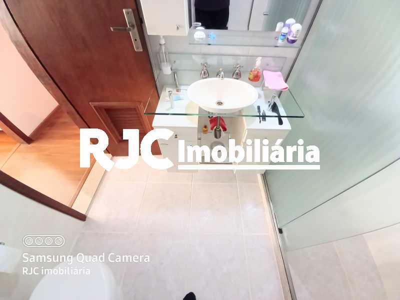 18 - Apartamento à venda Rua Barão do Bom Retiro,Engenho Novo, Rio de Janeiro - R$ 220.000 - MBAP10993 - 20
