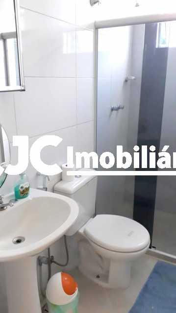 9 - Apartamento à venda Rua Visconde de Santa Isabel,Vila Isabel, Rio de Janeiro - R$ 275.000 - MBAP10997 - 10