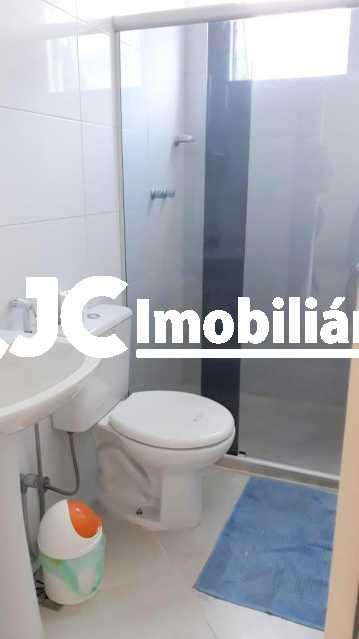 10 - Apartamento à venda Rua Visconde de Santa Isabel,Vila Isabel, Rio de Janeiro - R$ 275.000 - MBAP10997 - 11