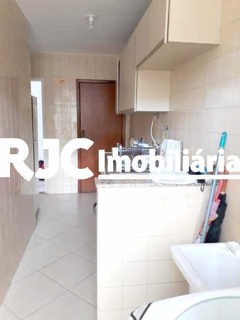 12 - Apartamento à venda Rua Visconde de Santa Isabel,Vila Isabel, Rio de Janeiro - R$ 275.000 - MBAP10997 - 13