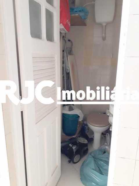 14 - Apartamento à venda Rua Visconde de Santa Isabel,Vila Isabel, Rio de Janeiro - R$ 275.000 - MBAP10997 - 15