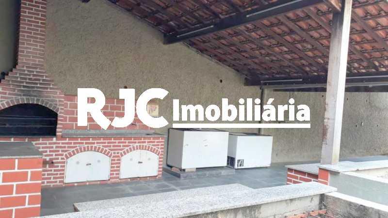 16 - Apartamento à venda Rua Visconde de Santa Isabel,Vila Isabel, Rio de Janeiro - R$ 275.000 - MBAP10997 - 17