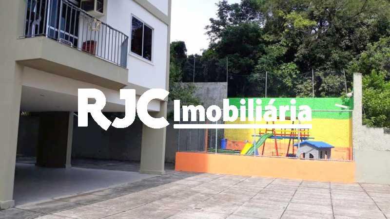17 - Apartamento à venda Rua Visconde de Santa Isabel,Vila Isabel, Rio de Janeiro - R$ 275.000 - MBAP10997 - 18