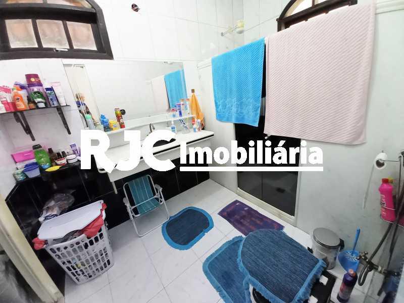 9 - Casa à venda Rua Pastor Luther King,Tribobó, São Gonçalo - R$ 220.000 - MBCA30244 - 10