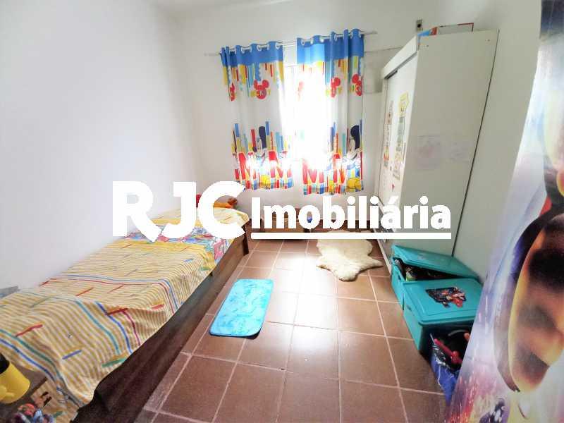 11 - Casa à venda Rua Pastor Luther King,Tribobó, São Gonçalo - R$ 220.000 - MBCA30244 - 12