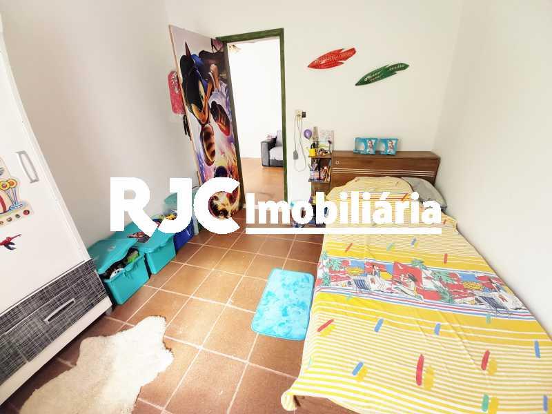 12 - Casa à venda Rua Pastor Luther King,Tribobó, São Gonçalo - R$ 220.000 - MBCA30244 - 13