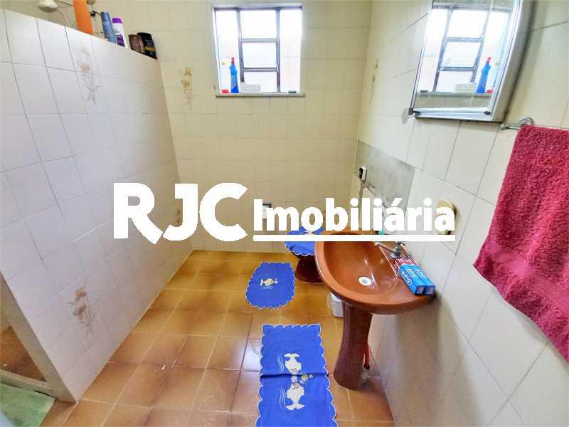 15 - Casa à venda Rua Pastor Luther King,Tribobó, São Gonçalo - R$ 220.000 - MBCA30244 - 16