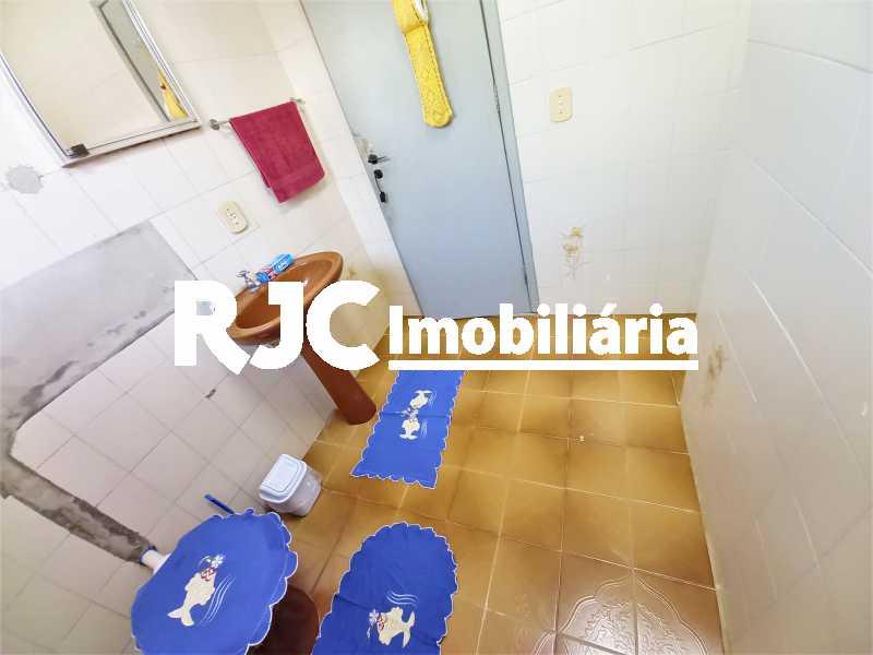 16 - Casa à venda Rua Pastor Luther King,Tribobó, São Gonçalo - R$ 220.000 - MBCA30244 - 17