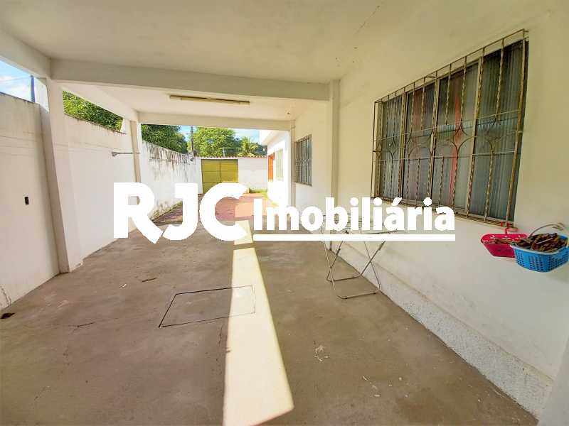 22 - Casa à venda Rua Pastor Luther King,Tribobó, São Gonçalo - R$ 220.000 - MBCA30244 - 23