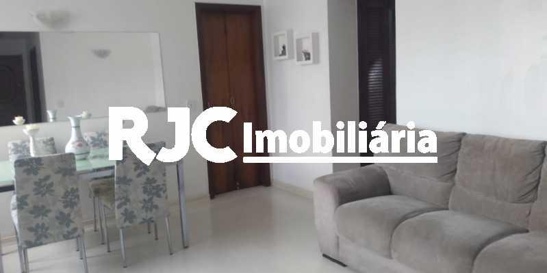 1 - Apartamento à venda Rua São Francisco Xavier,São Francisco Xavier, Rio de Janeiro - R$ 275.000 - MBAP25588 - 1