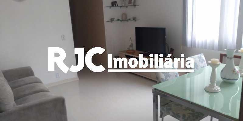 3 - Apartamento à venda Rua São Francisco Xavier,São Francisco Xavier, Rio de Janeiro - R$ 275.000 - MBAP25588 - 4