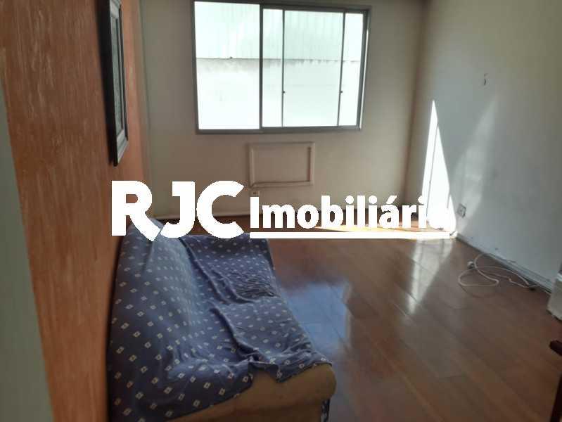1 sala - Apartamento à venda Rua Barão de São Francisco,Andaraí, Rio de Janeiro - R$ 280.000 - MBAP10998 - 1