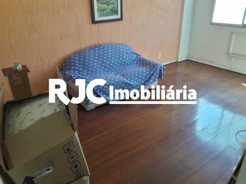 2 sala - Apartamento à venda Rua Barão de São Francisco,Andaraí, Rio de Janeiro - R$ 280.000 - MBAP10998 - 3
