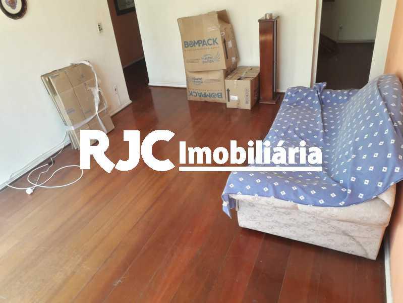 3 sala - Apartamento à venda Rua Barão de São Francisco,Andaraí, Rio de Janeiro - R$ 280.000 - MBAP10998 - 4