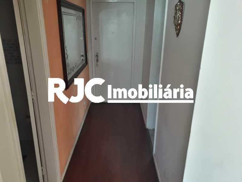 5 hall - Apartamento à venda Rua Barão de São Francisco,Andaraí, Rio de Janeiro - R$ 280.000 - MBAP10998 - 6