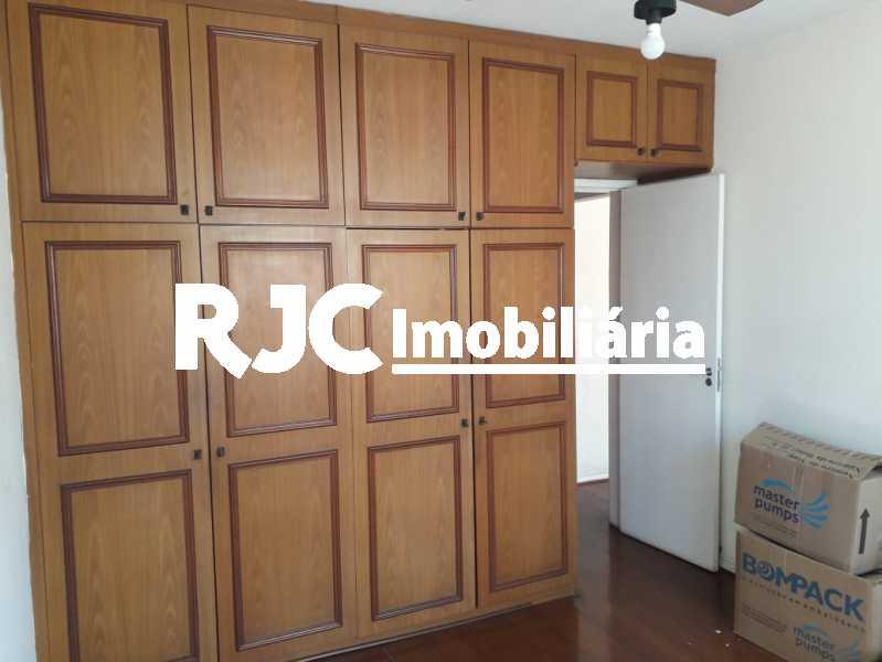 7 quarto - Apartamento à venda Rua Barão de São Francisco,Andaraí, Rio de Janeiro - R$ 280.000 - MBAP10998 - 8