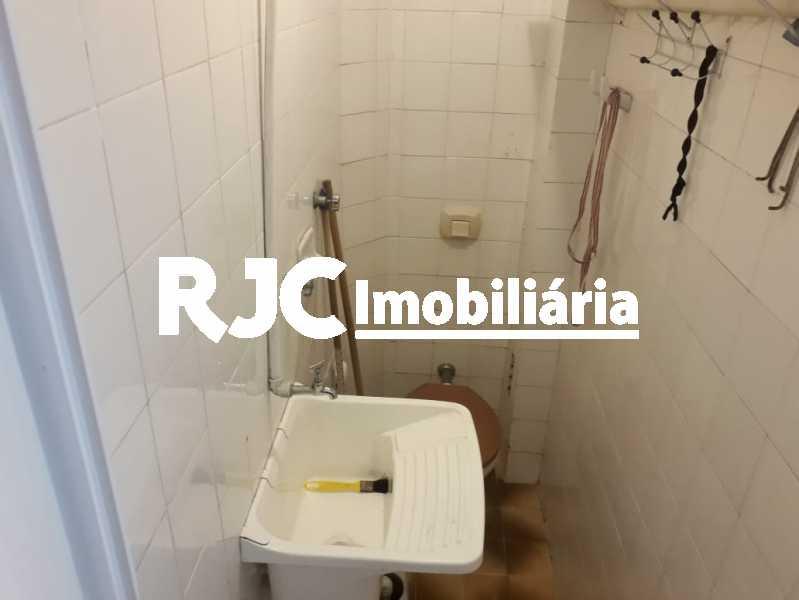 16 banh serv - Apartamento à venda Rua Barão de São Francisco,Andaraí, Rio de Janeiro - R$ 280.000 - MBAP10998 - 17