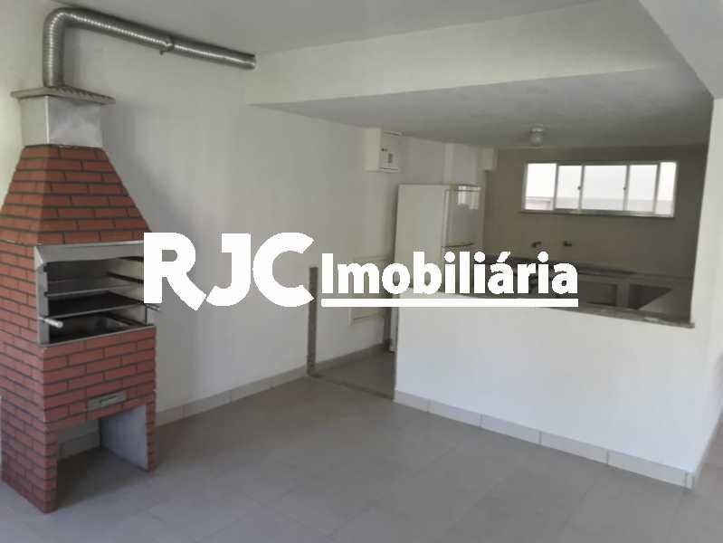 17 play - Apartamento à venda Rua Barão de São Francisco,Andaraí, Rio de Janeiro - R$ 280.000 - MBAP10998 - 18