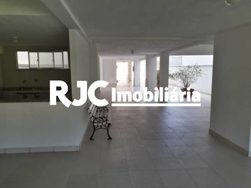 21 play - Apartamento à venda Rua Barão de São Francisco,Andaraí, Rio de Janeiro - R$ 280.000 - MBAP10998 - 22