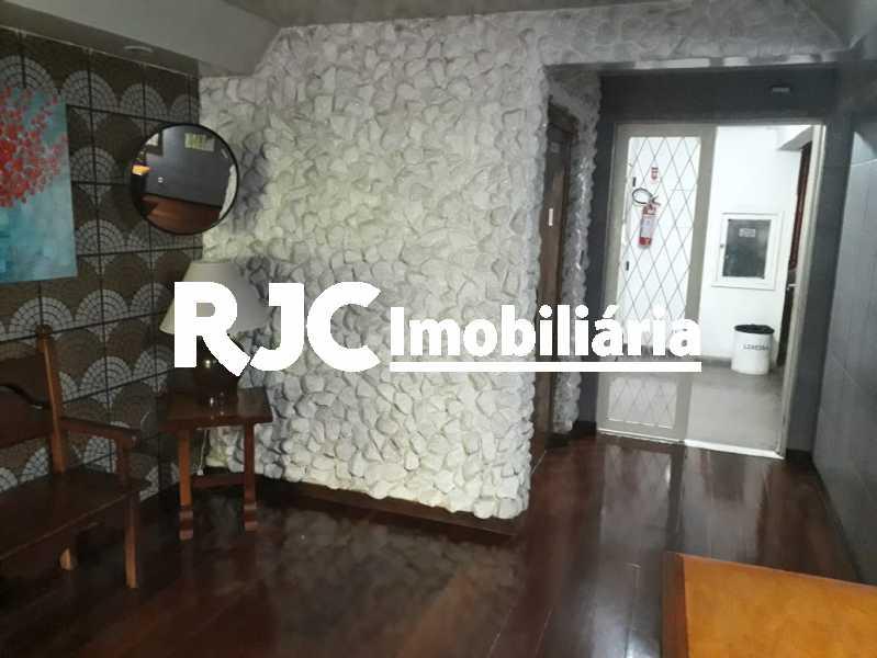 23 portaria - Apartamento à venda Rua Barão de São Francisco,Andaraí, Rio de Janeiro - R$ 280.000 - MBAP10998 - 24