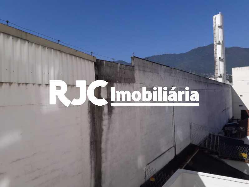 24 vista - Apartamento à venda Rua Barão de São Francisco,Andaraí, Rio de Janeiro - R$ 280.000 - MBAP10998 - 25
