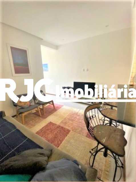 01 - Apartamento à venda Rua Marquês de Abrantes,Flamengo, Rio de Janeiro - R$ 525.000 - MBAP11000 - 1