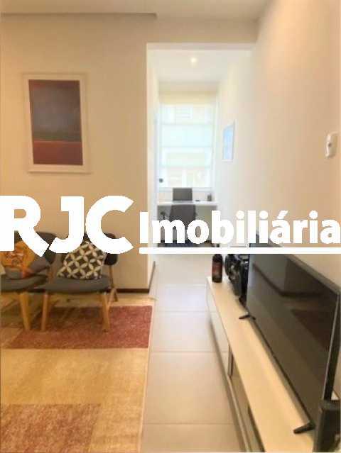03 - Apartamento à venda Rua Marquês de Abrantes,Flamengo, Rio de Janeiro - R$ 525.000 - MBAP11000 - 4