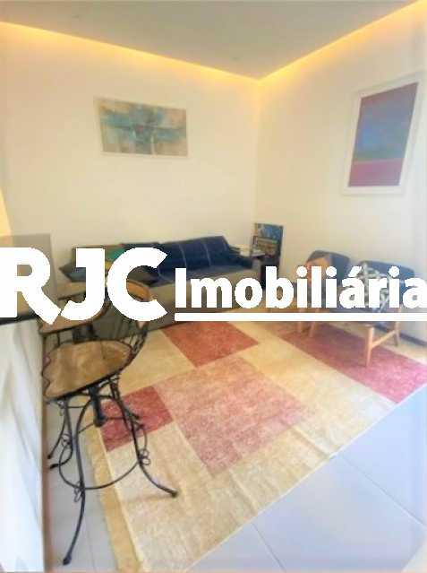 04 - Apartamento à venda Rua Marquês de Abrantes,Flamengo, Rio de Janeiro - R$ 525.000 - MBAP11000 - 5