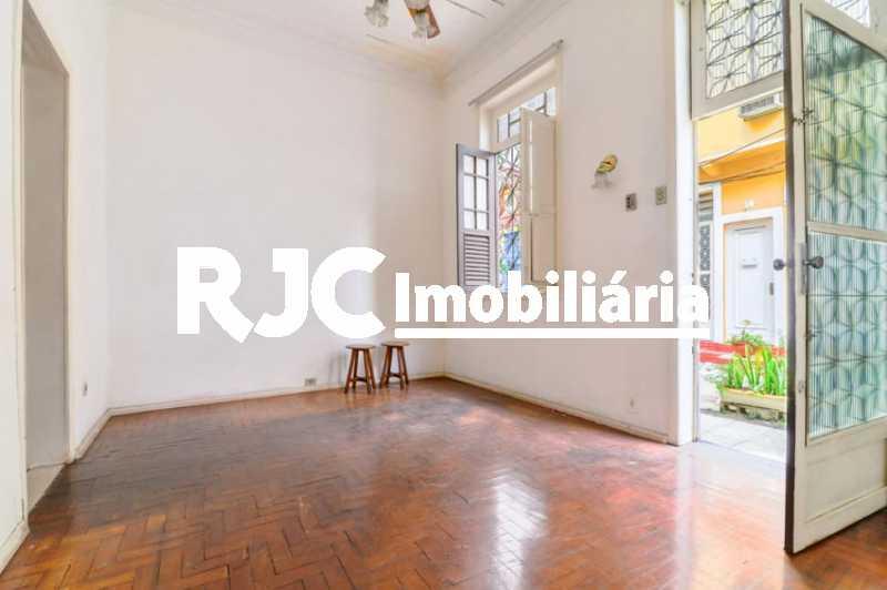 1 - Casa de Vila à venda Rua Mariz e Barros,Tijuca, Rio de Janeiro - R$ 420.000 - MBCV20114 - 1