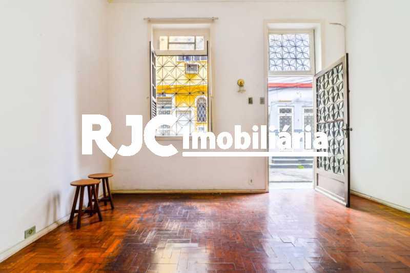 3 - Casa de Vila à venda Rua Mariz e Barros,Tijuca, Rio de Janeiro - R$ 420.000 - MBCV20114 - 4